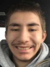 Daniel Bailor, 19, United States of America, Kalispell