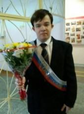 Vyacheslav, 20, Russia, Asbest