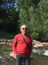 Agim, 62, Italy, Iseo