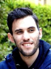 Hamza, 29, Egypt, Cairo