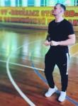 Dzhonni Noksvill, 28  , Rakitnoye