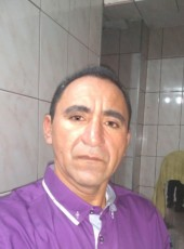 Edilson Izidio A, 49, Brazil, Crateus