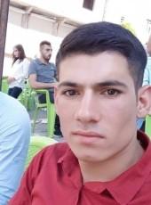 Recep, 18, Turkey, Gaziantep