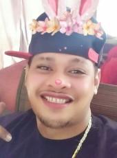 Jr, 25, United States of America, Hayward