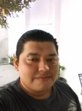 ISrael, 37, Mexico, Acapulco de Juarez