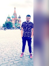 mark, 25, Russia, Moscow