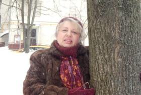 Tatyana, 70 - Just Me
