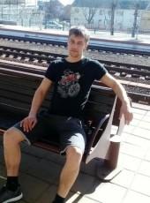 Yura, 28, Belarus, Hrodna