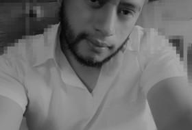 Jorge, 22 - Just Me