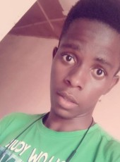 Saliou, 24, Mali, Sagalo