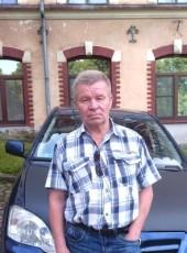 Viktor, 66, Russia, Vyborg