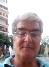 Χριστος , 69, Greece, Athens