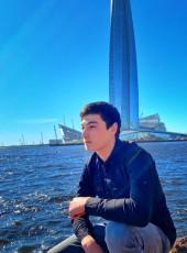 Isa, 21, Russia, Saint Petersburg
