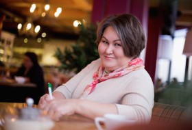 Galina, 45 - Just Me