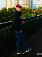 Vadim Burlacu, 20, Russia, Moscow