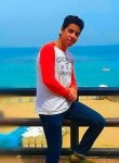 Gamil, 18, Cairo