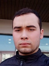 Idibek, 19, Russia, Moscow