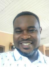 Ernest Asiedu Me, 38, Ghana, Kumasi