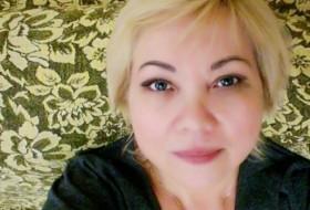 Marta, 58 - Just Me