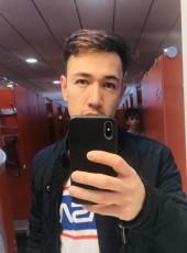 Zaki, 20, Germany, Munich
