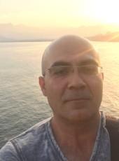 aslan, 51, Turkey, Antalya
