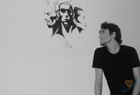 devrim, 41 - mural