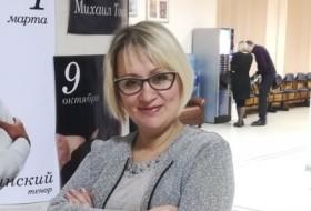 Tatyana, 44 - Just Me
