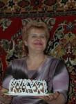 Valentina Vystavkina, 52  , Fontanka