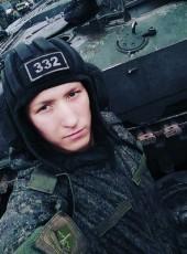 Maksim, 20, Russia, Nadym