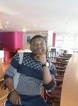 Simon Pierre , 35  , Bangui