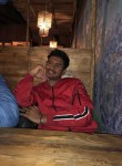 Ibrahim , 24, London