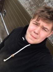 Sammy, 21, Russia, Yekaterinburg