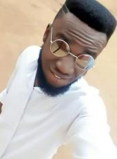 Yaw, 25, Ghana, Sunyani