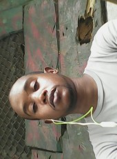 kelvin, 31, Liberia, Monrovia