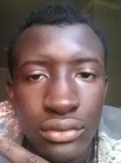 Dionte, 19, United States of America, Statesboro