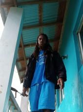 Kawasky Yearwood, 42, Saint Vincent and the Grenadines, Kingstown