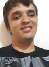 Nilson Nogueir, 18, Brazil, Iguatu
