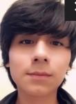 Carlos, 19, Van Nuys