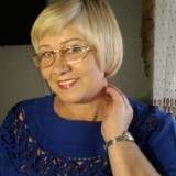 Taliya Gapeenko, 65  , Lisichansk