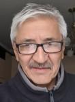 Amantay Akashaev, 66  , Astana