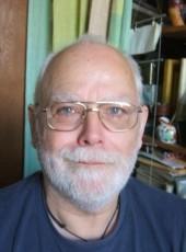 Frank Howell, 64, United Kingdom, Glasgow