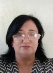 Zhanna Betkaraeva, 50  , Almaty
