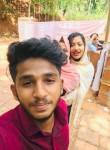 Junais M, 22  , Kozhikode