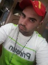 Juanmi Manuel, 20, Spain, Moron de la Frontera