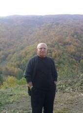 Suren Karapetian, 67, Armenia, Yerevan