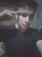 Luis, 20, Guatemala, Guatemala City