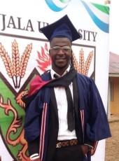 Abdul munu, 26, Sierra Leone, Freetown