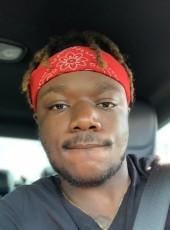 James , 24, United States of America, Saint Matthews