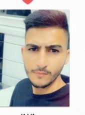 Naju, 20, Palestine, East Jerusalem