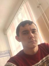Dmitriy, 19, Russia, Totskoje